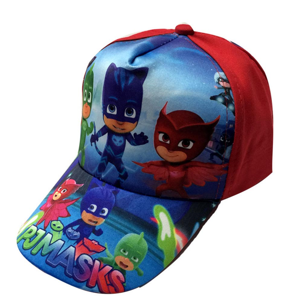 Kids-Favors-Lovely-PJmasks-Cartoon-Theme-Hats-Happy-Birthday-Party-Baby-Shower-Caps-Decoration-Events-Supplies