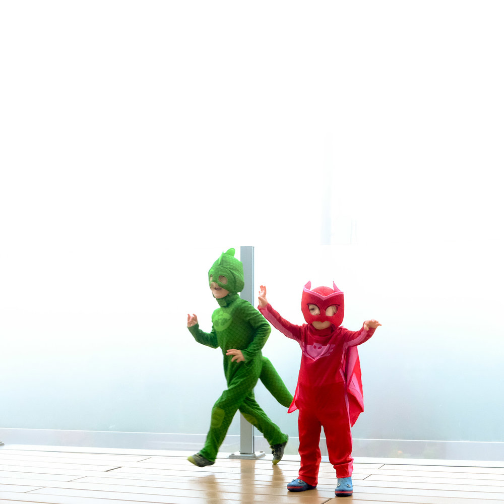 PJ Masks Haloween Costumes