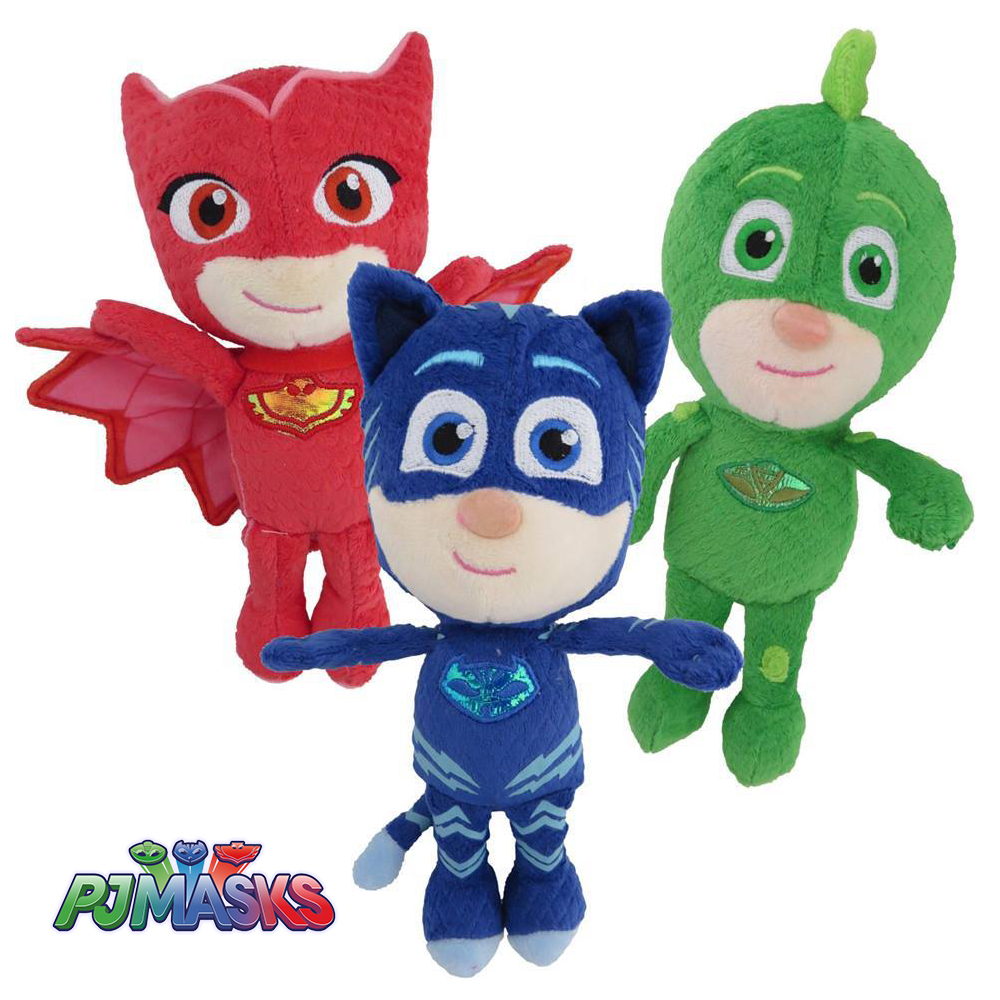 Plush-PJ-Masks-Group