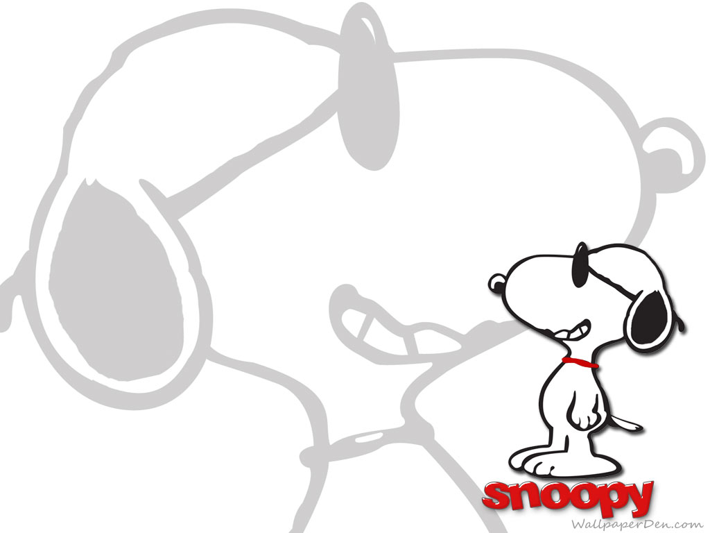 Cool Snoopy hD Wallpaper