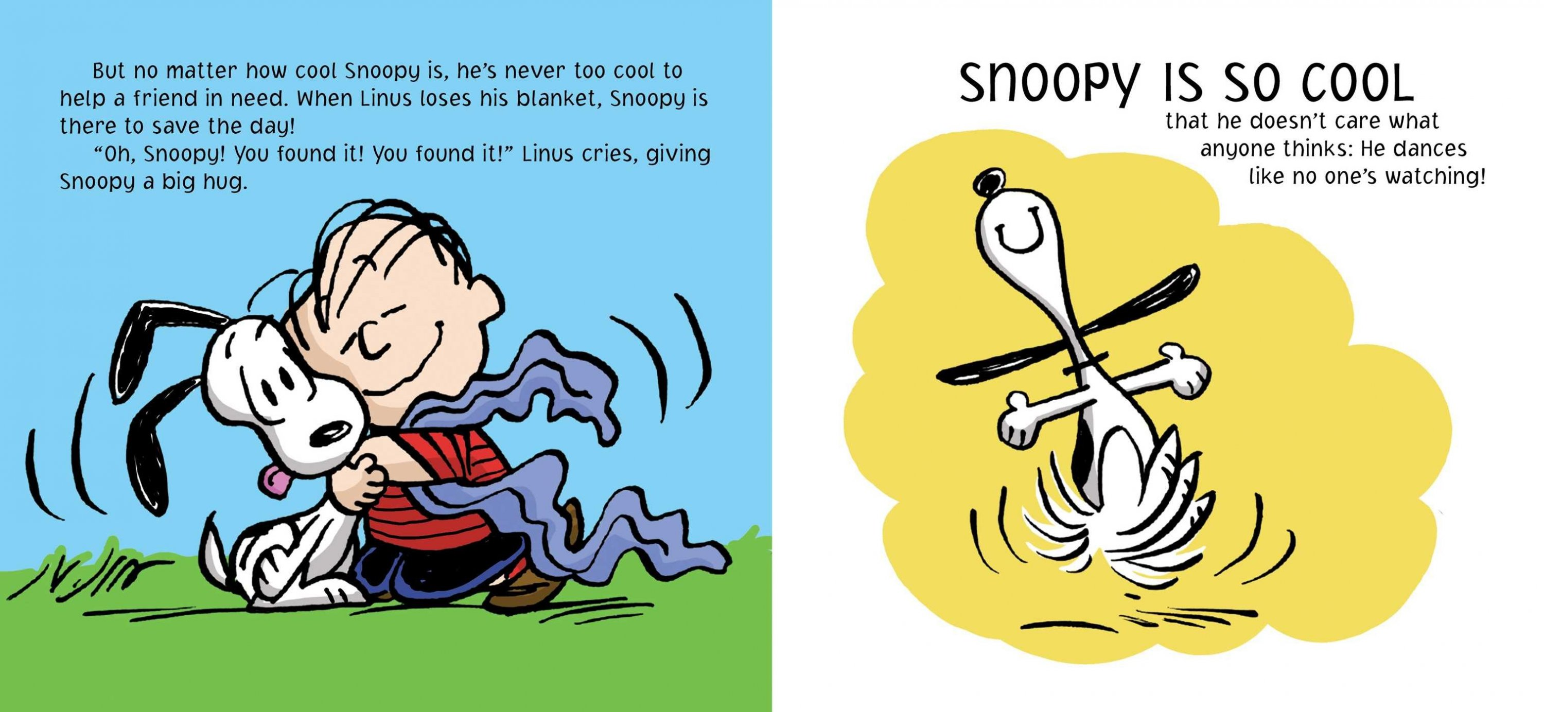 snoopy have a nice day