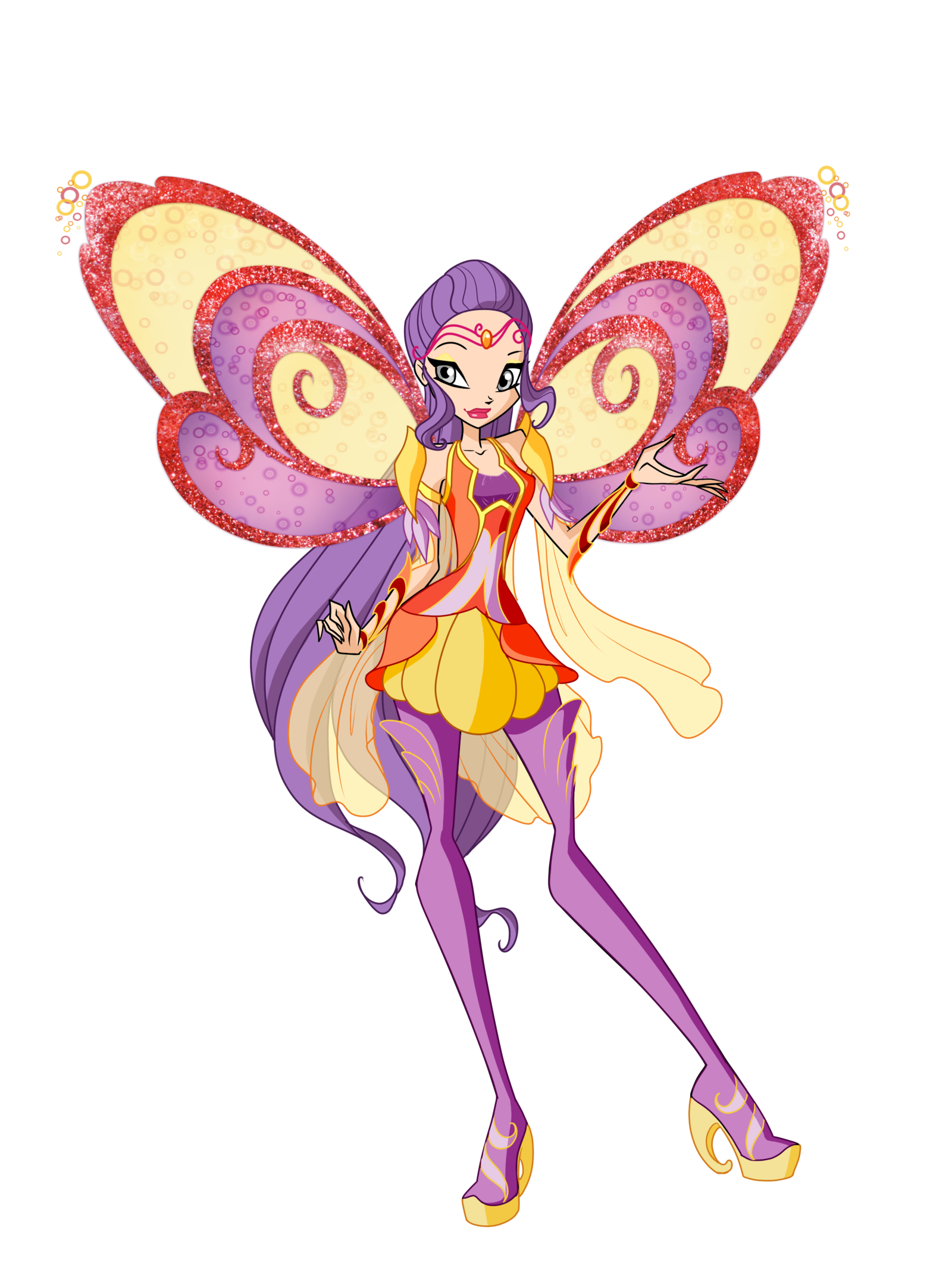 cute bloom winx