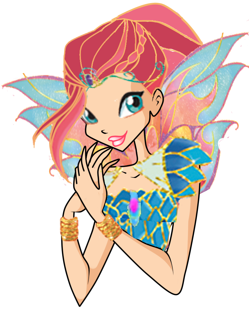 winx club bloom different