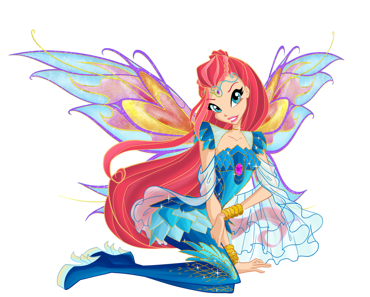 winx club fairy bloom