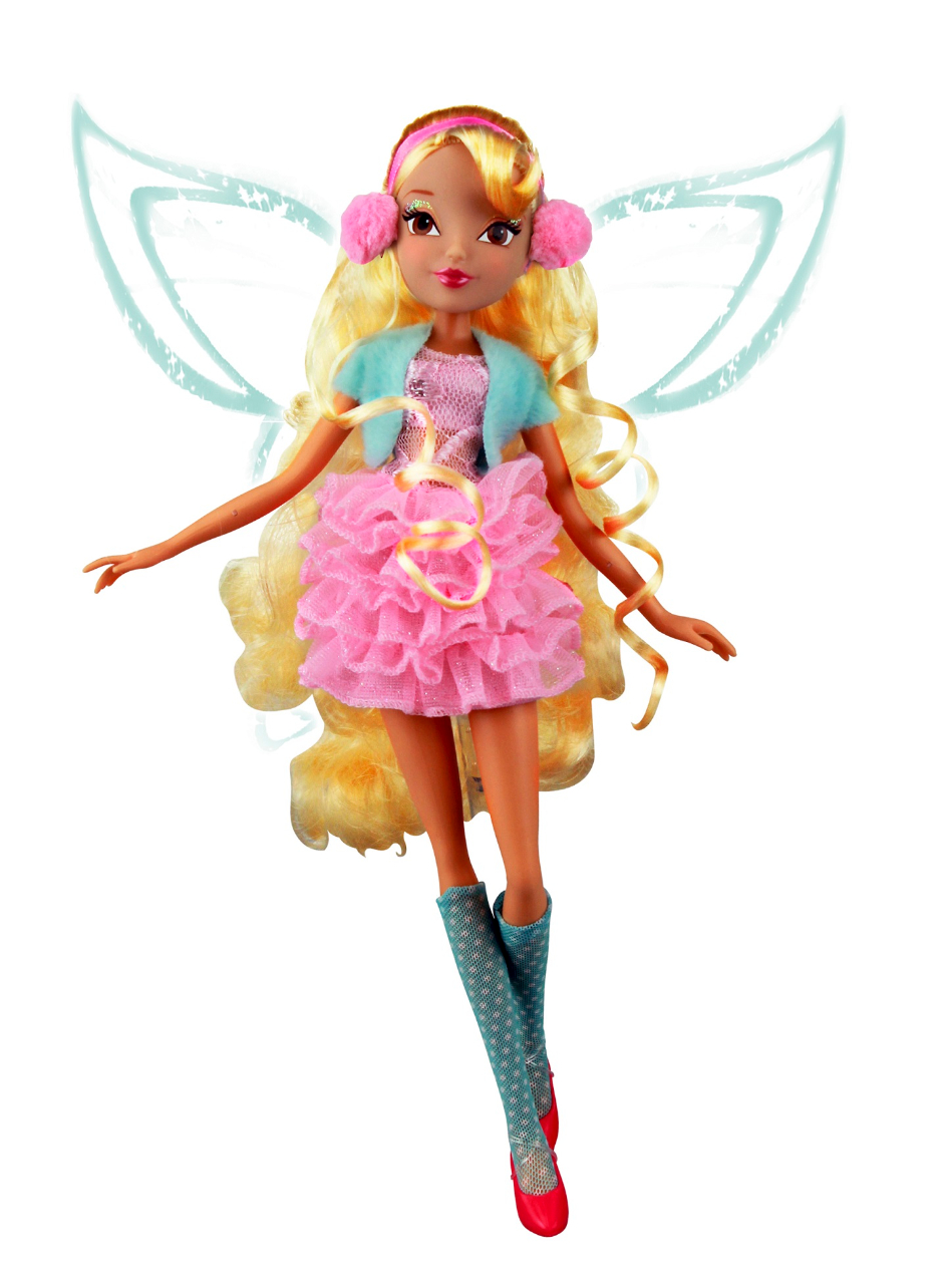 winx club fashion doll