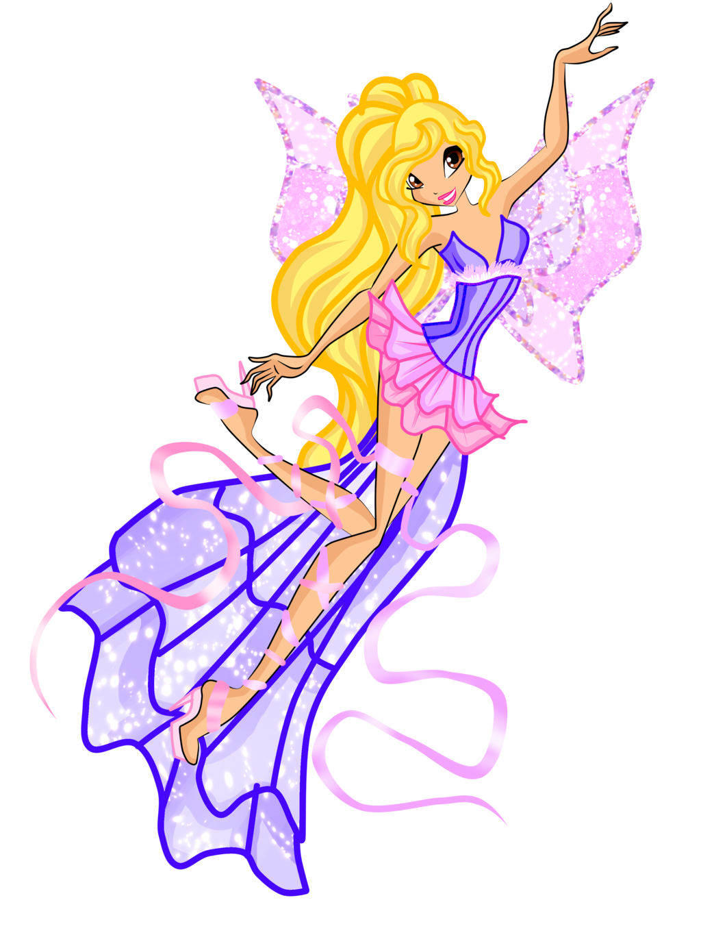 winx princess wallpaper
