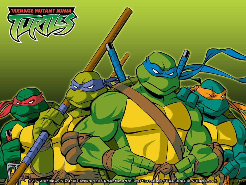 Ninja Turtle Wallpaper HD desktop