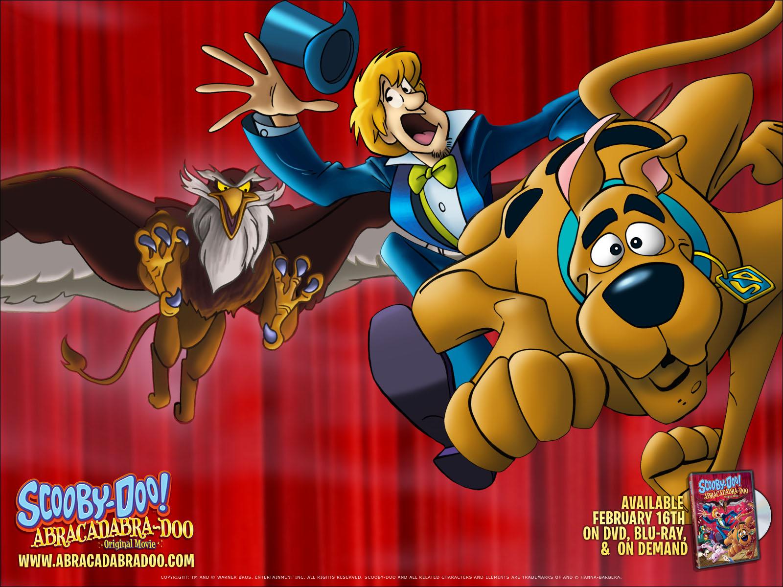 Best Wallpaper Halloween Scooby Doo - Scooby_Doo_Abracadabra  Pic_8310098.jpg