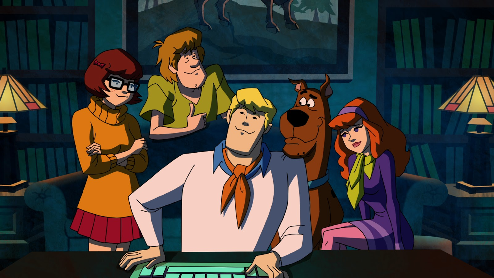Scooby Doo hd cartoon