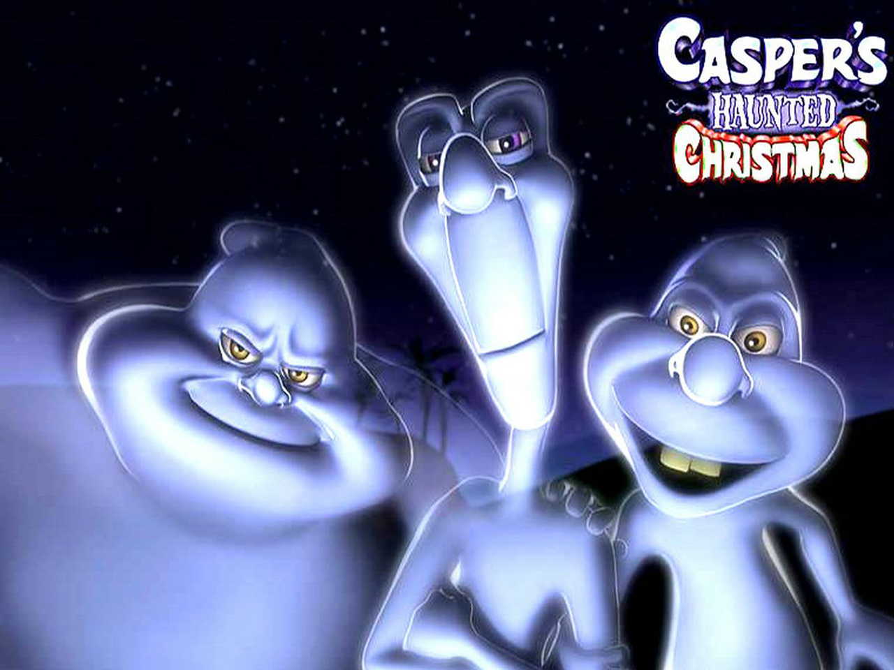 Casper Hunted Christmas