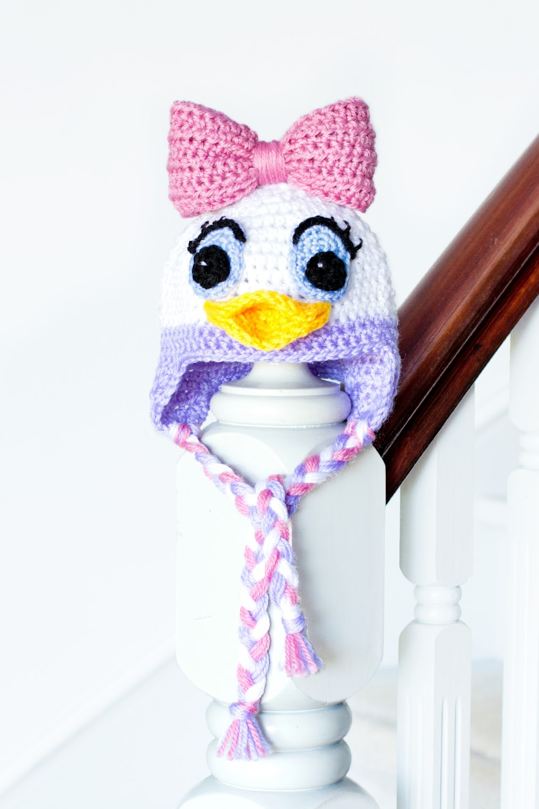 Daisy Duck inspired Baby
