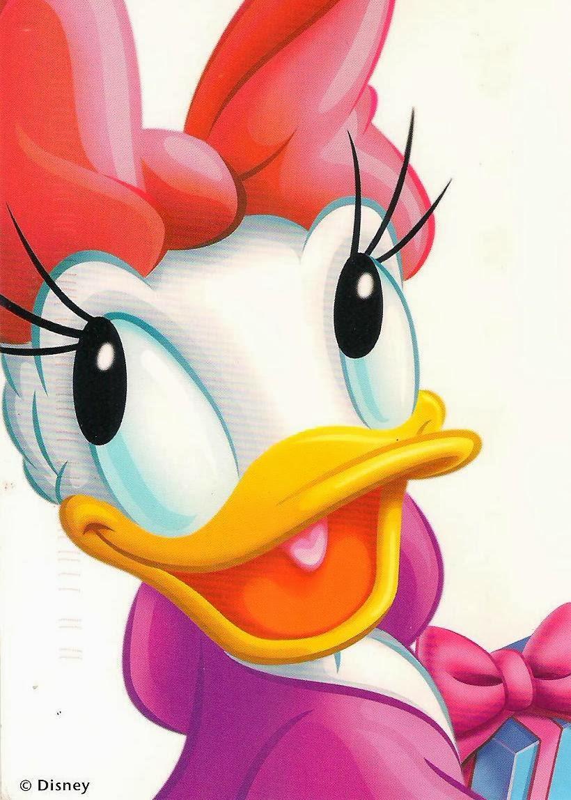 Daisy Duck So Happy Picture Wallpaper