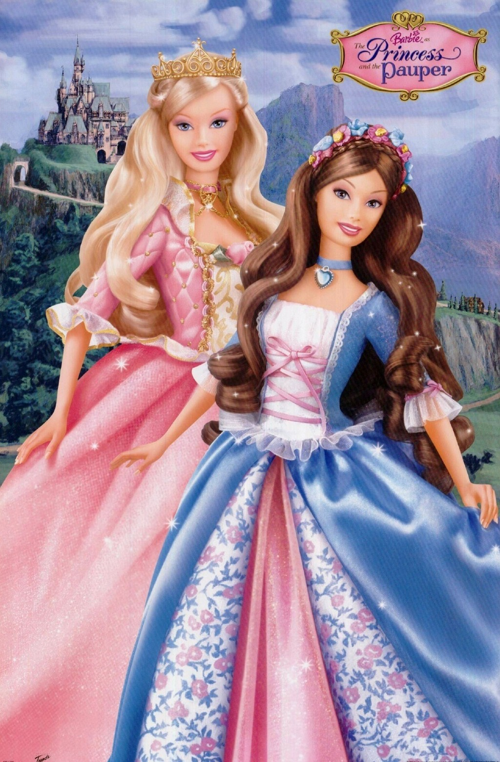 Barbie Princess And The Pauper Picture Barbie Princess And