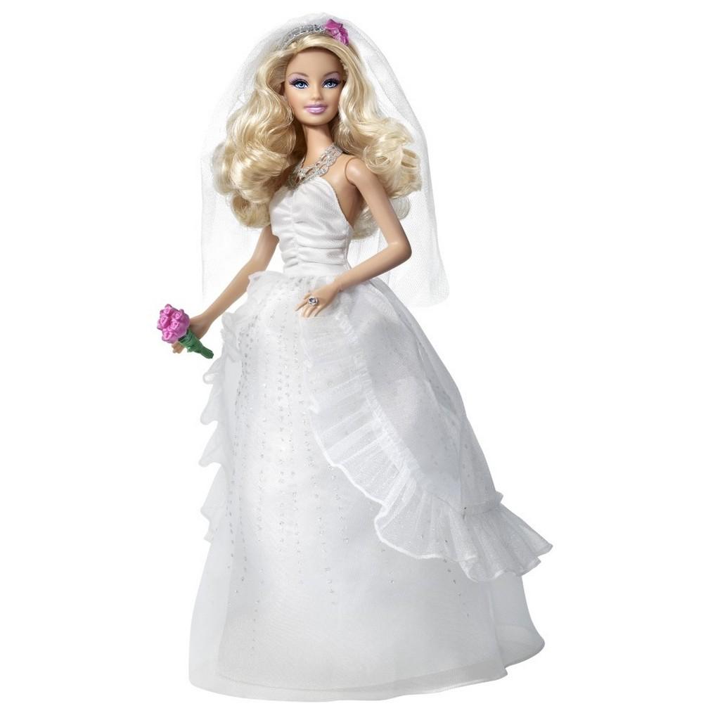 Barbie wedding dress picture barbie wedding dress wallpaper for How to make a barbie wedding dress