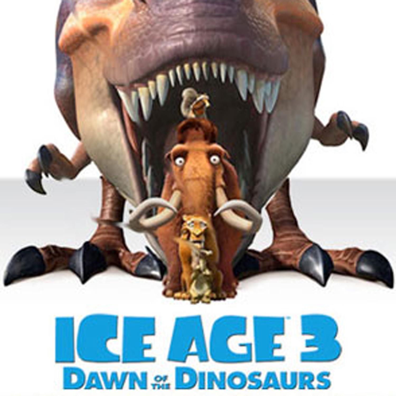 Ice age 3 dawn of the dinosaurs rudy : smokapup