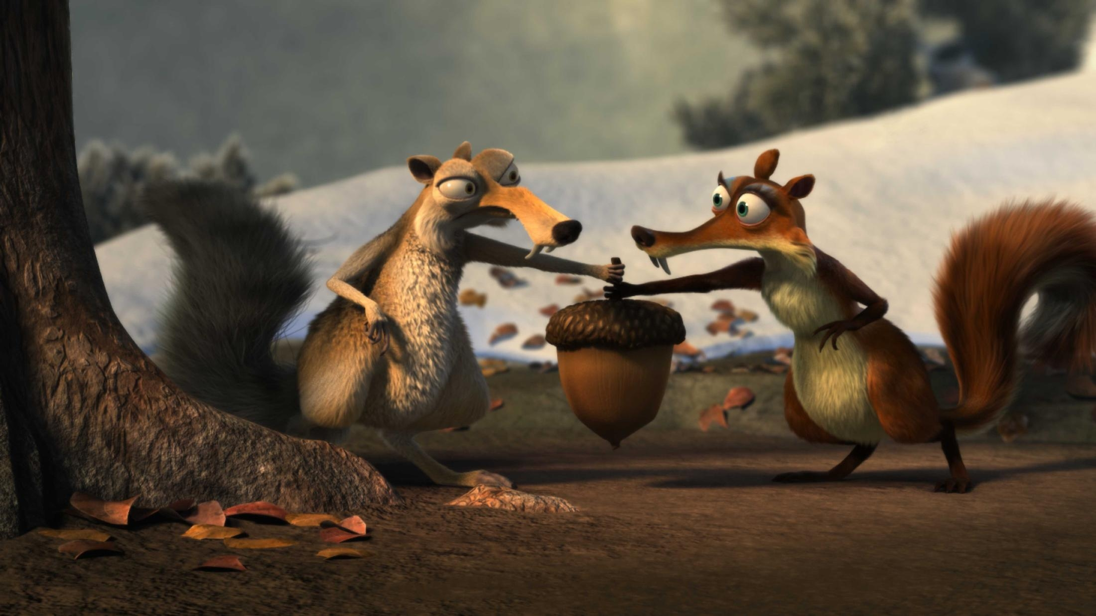 ice age 3 dawn of the dinosaurs wallpaper free