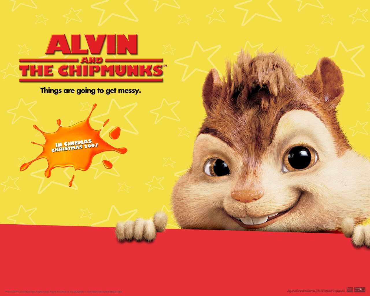 Alvin The Chipmunks Wallpaper Alvin And The Chipmunks