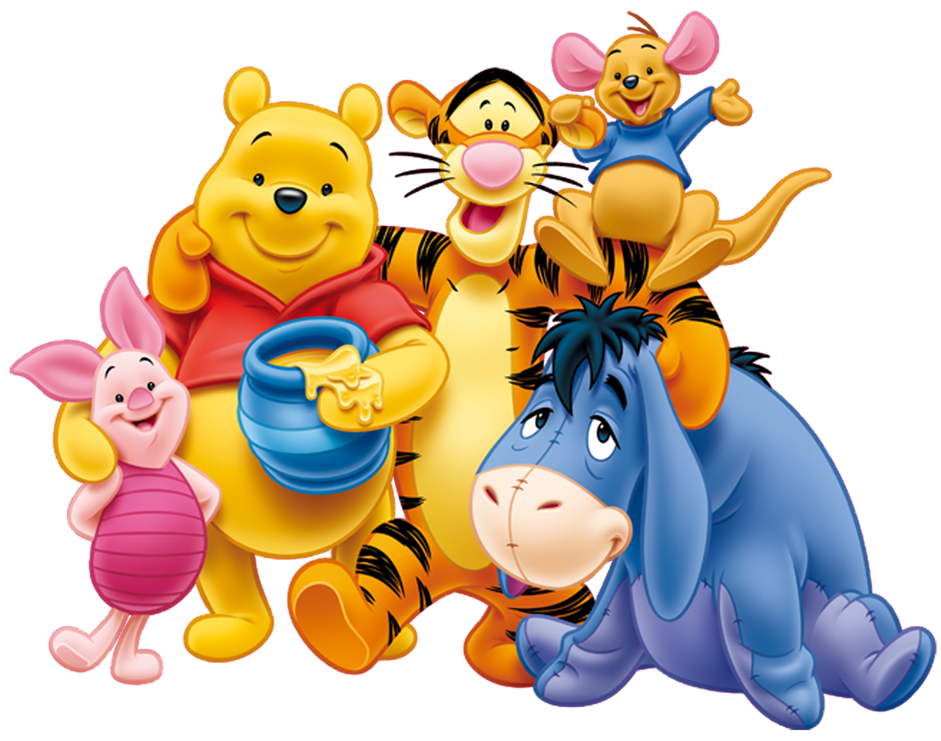 Winnie The Pooh free team so wallpaper