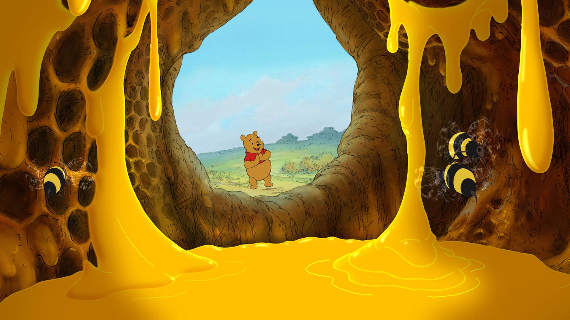 Winnie Pooh Wallpaper Winnie The Pooh Fotos
