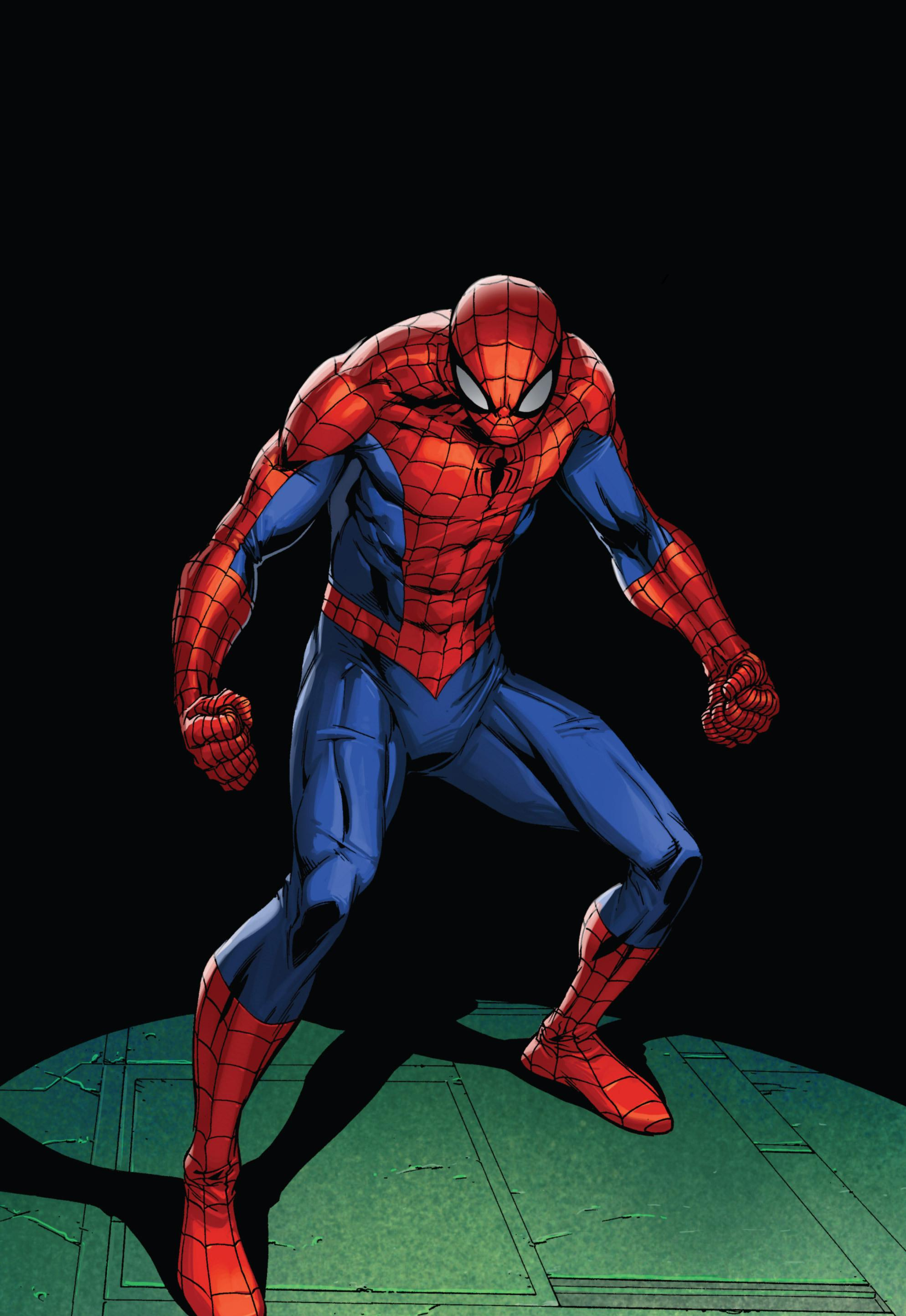 Amazing spider man cartoon peter parker - photo#16