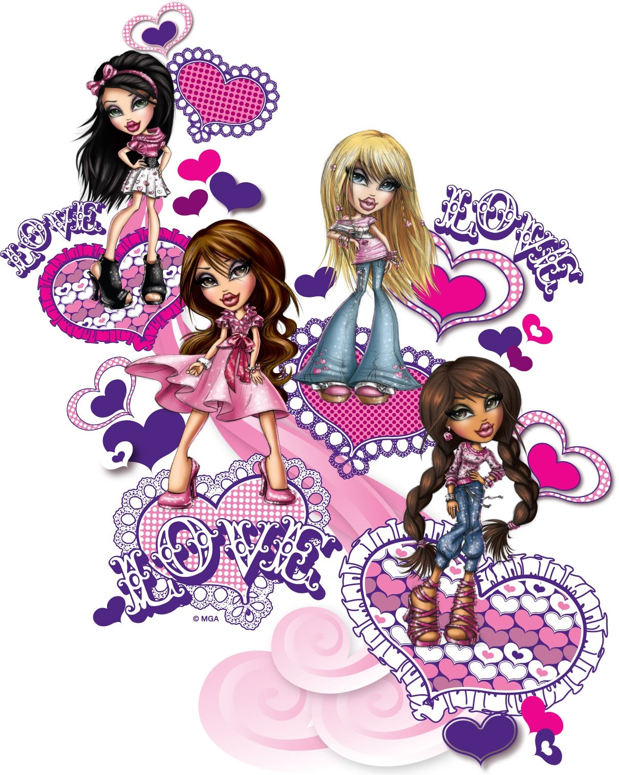 Bratz New photo bratz