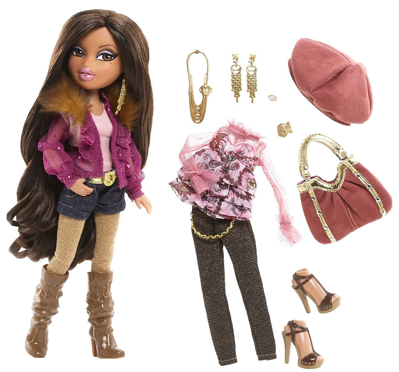 Bratz Party Yasmin Doll