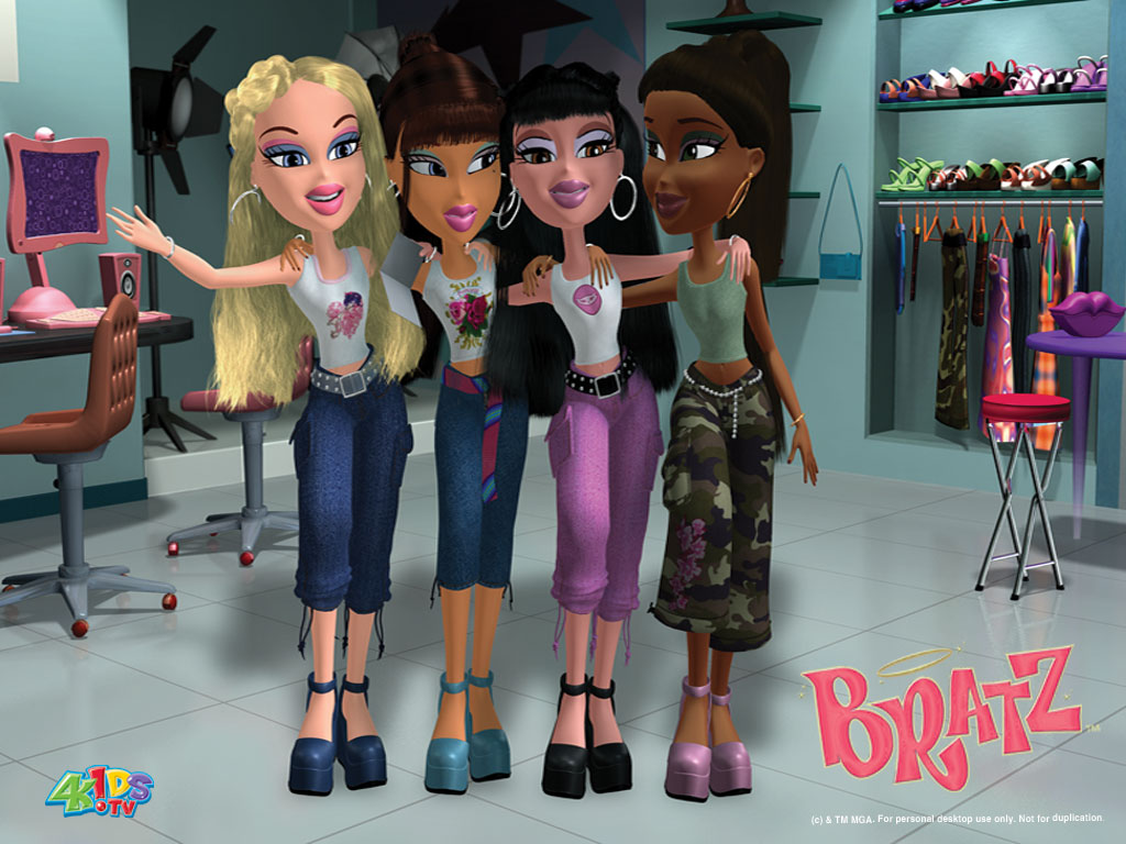 bratz cute wallpaper