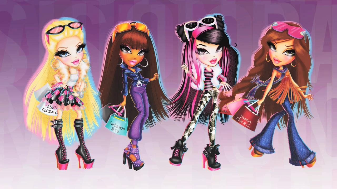 bratz fashion free