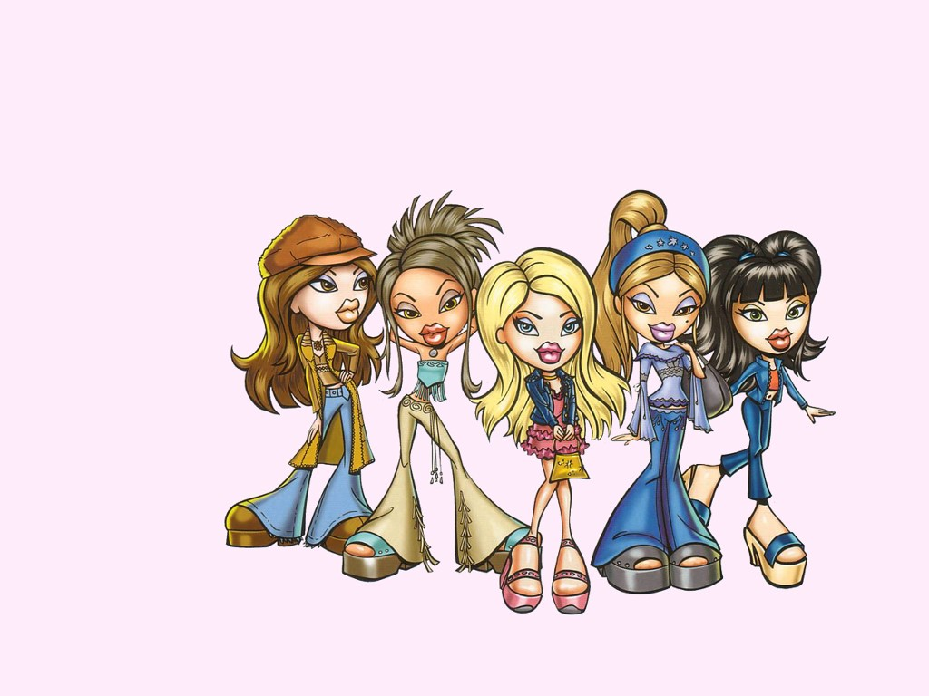 bratz wallpaper