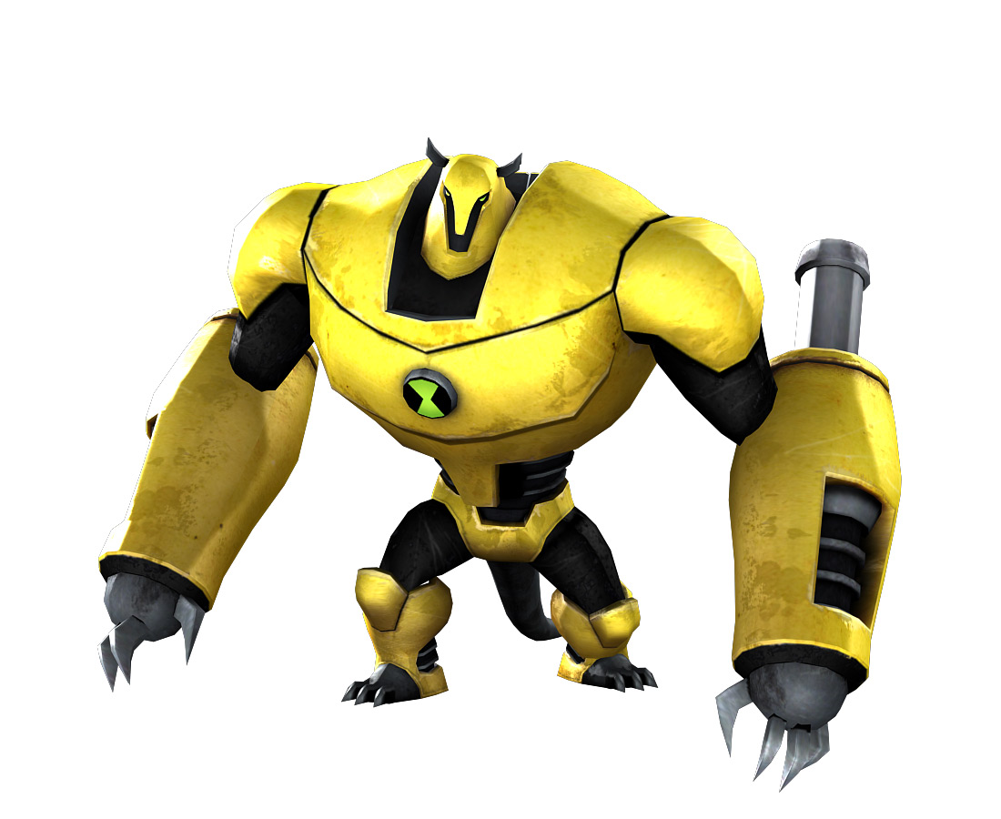 Armodrillo ben 10 ultimate alien
