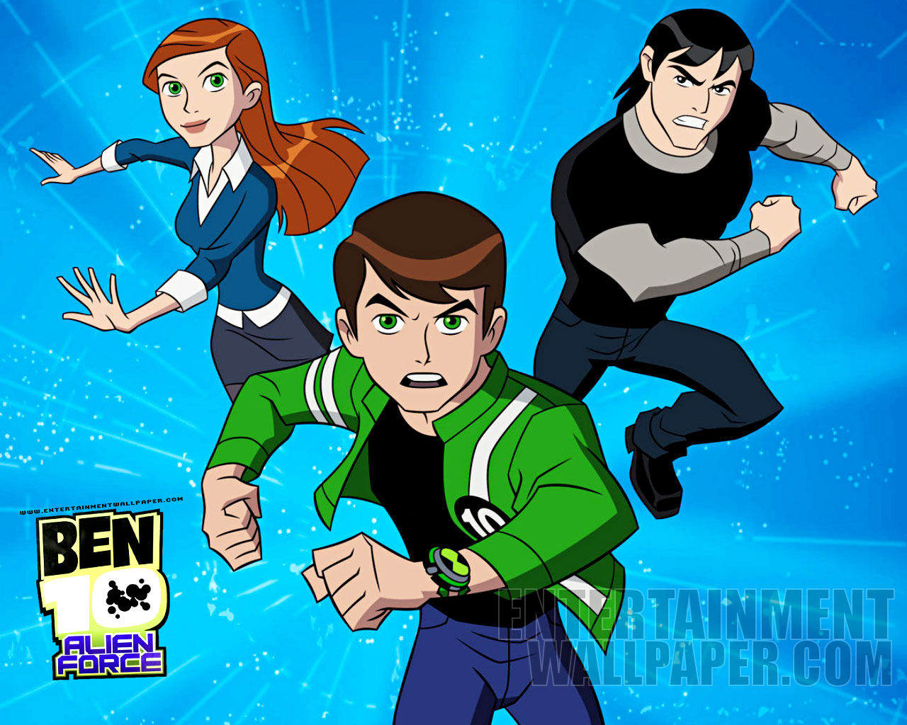 ben10 alien force