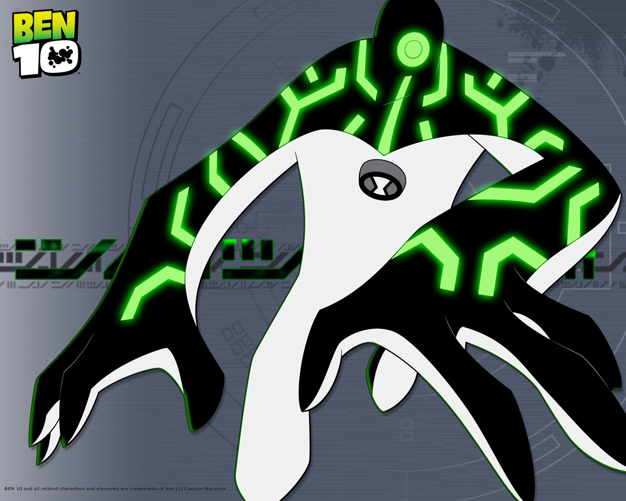 ben10 wallpaper upgrade