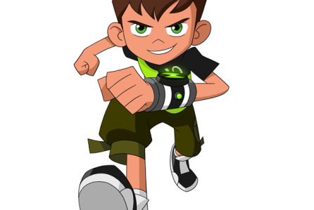 cute pics of ben 10