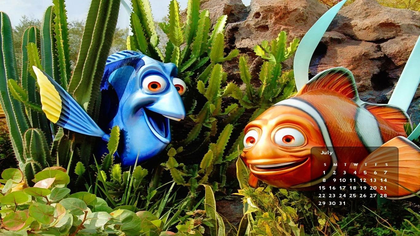 Disney cartoon fish picture disney cartoon fish wallpaper for Fishing at disney world
