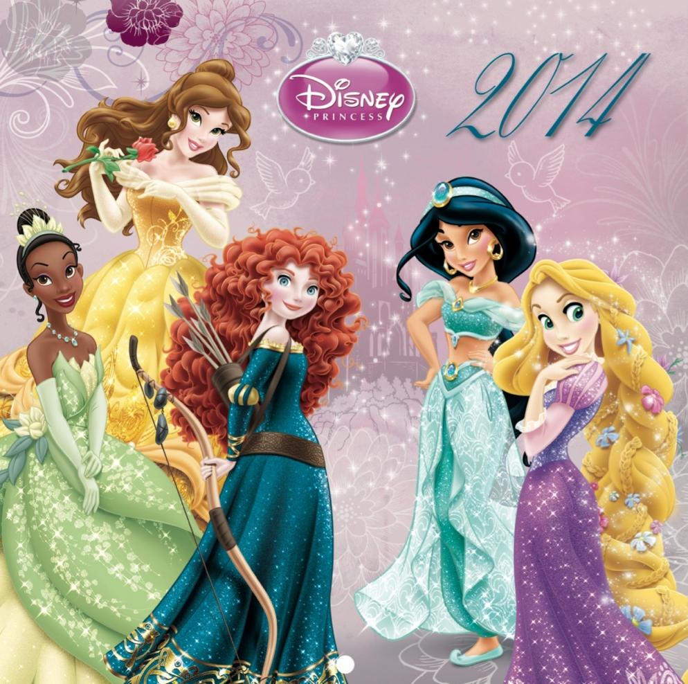 Disney Princess Calander