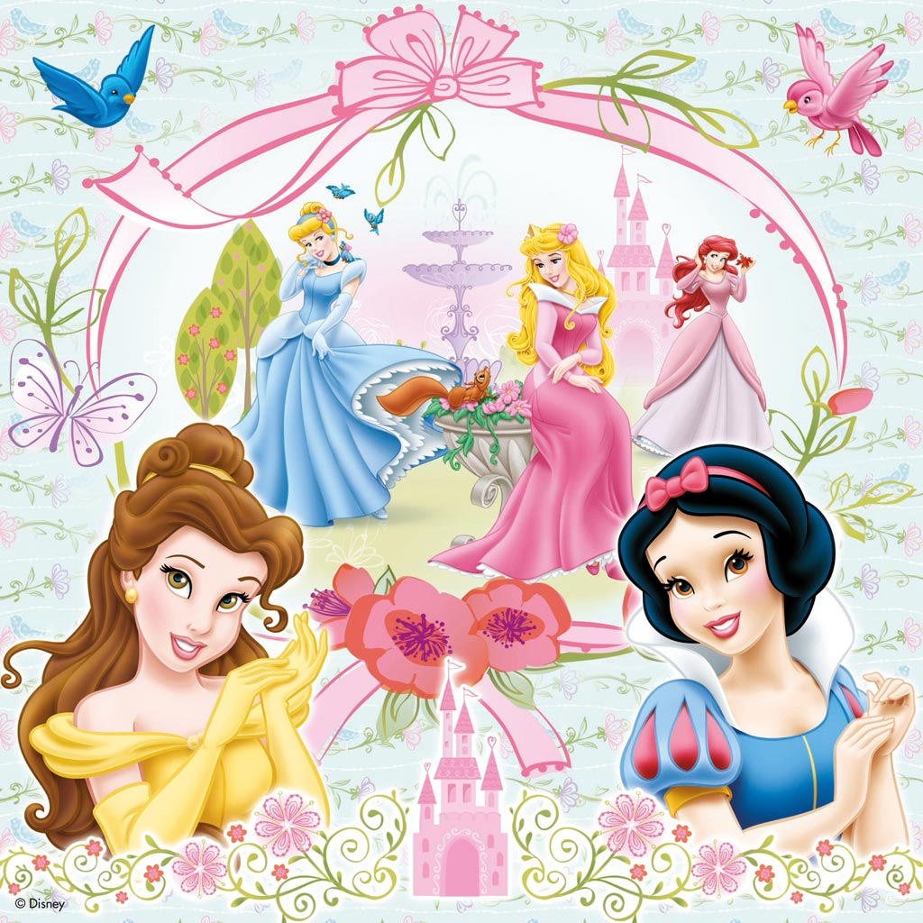 Disney Princess Garden of Beauty
