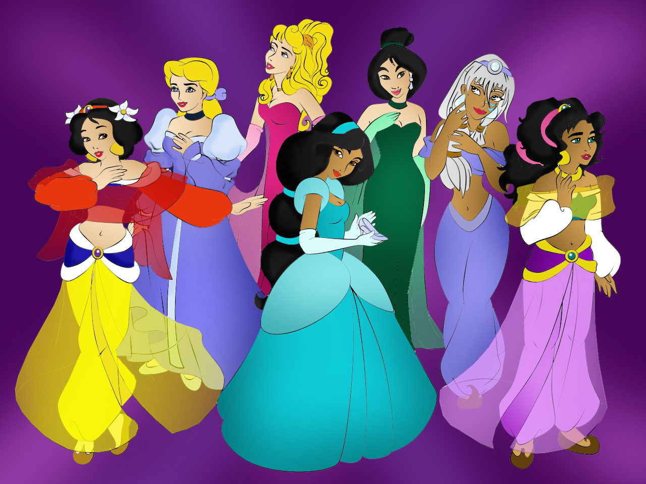 Disney Princess good wallpaper