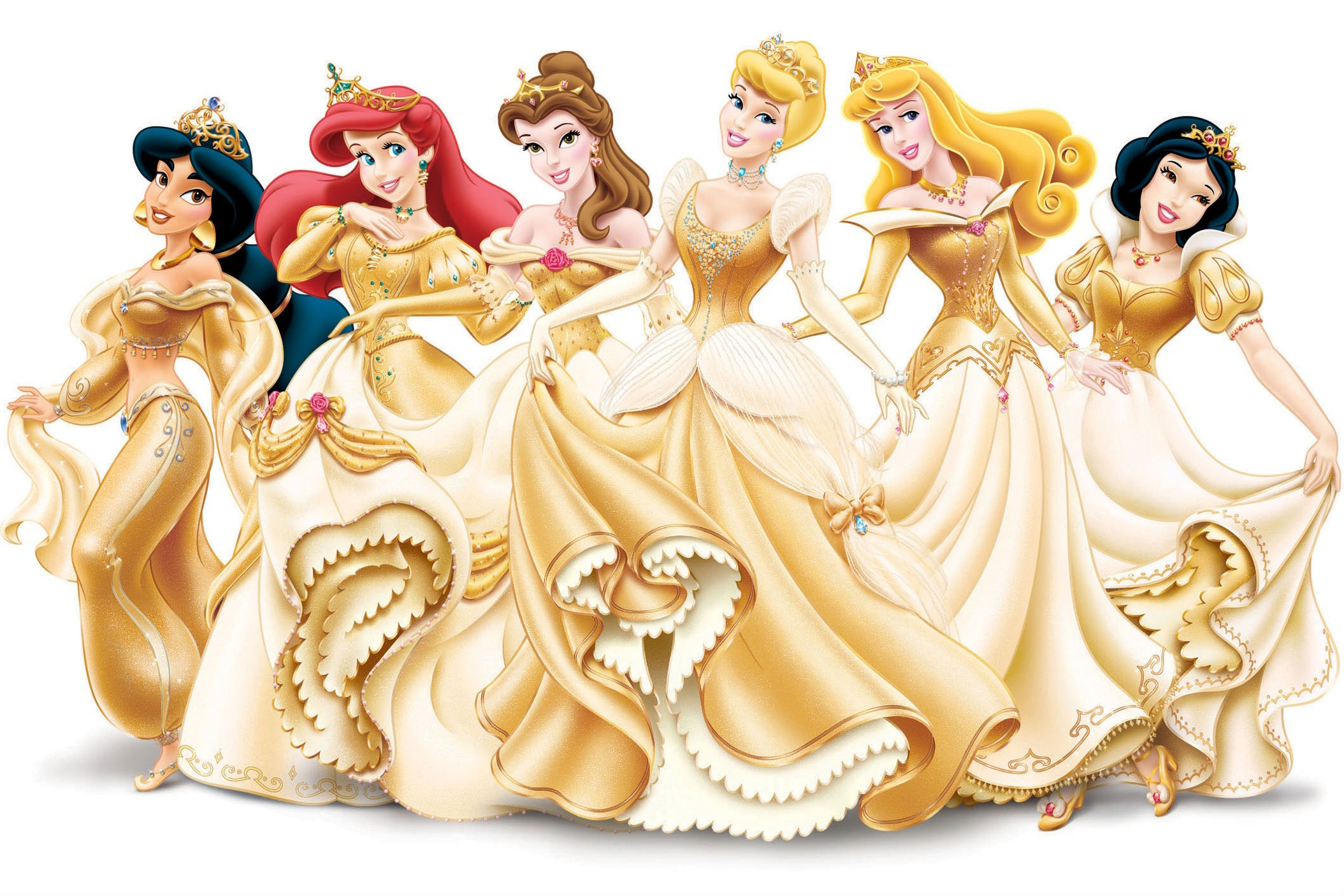 Disney Princess new