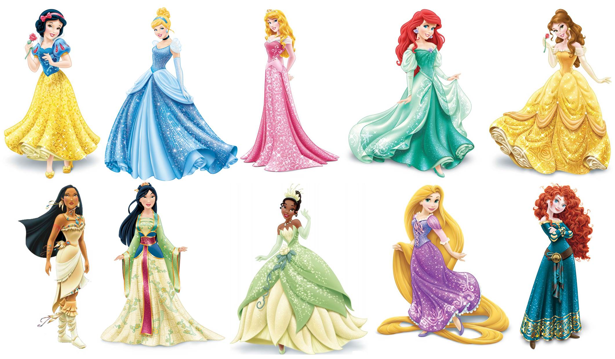 Disney princess free