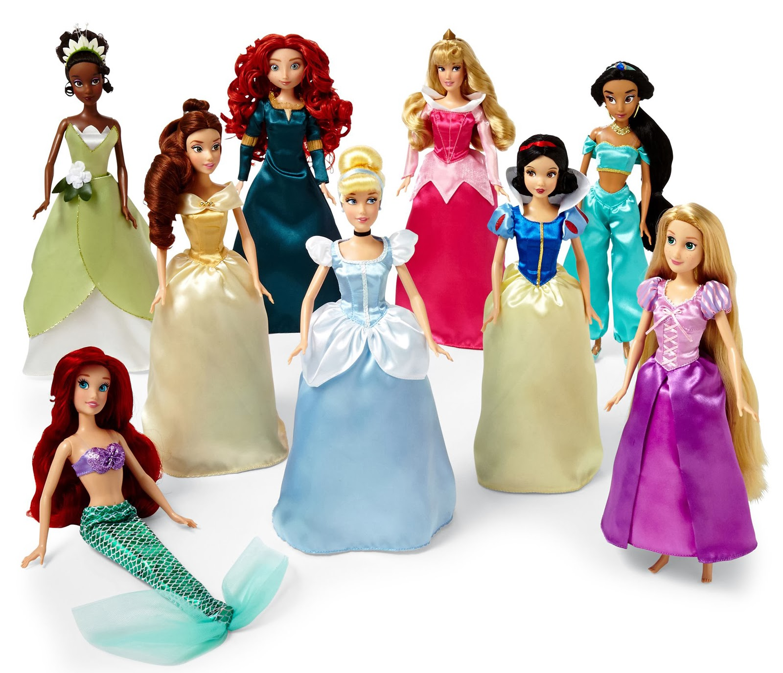 disney princess doll