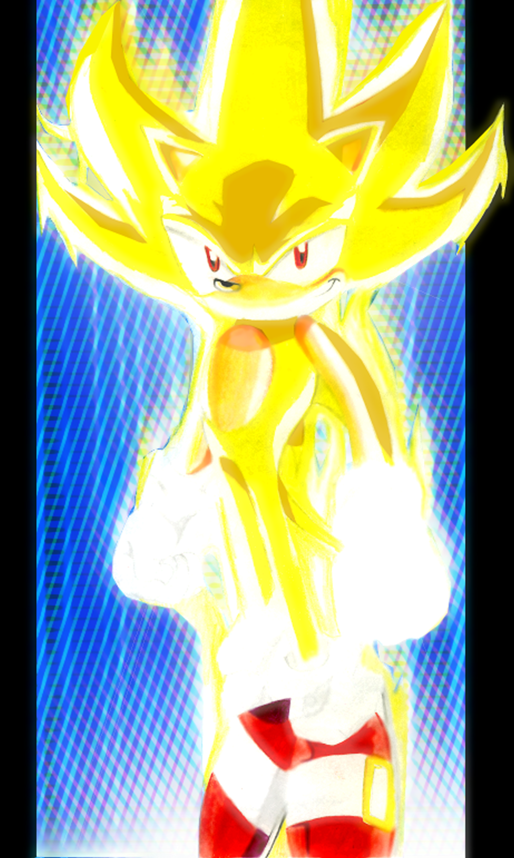 Super Sonic style