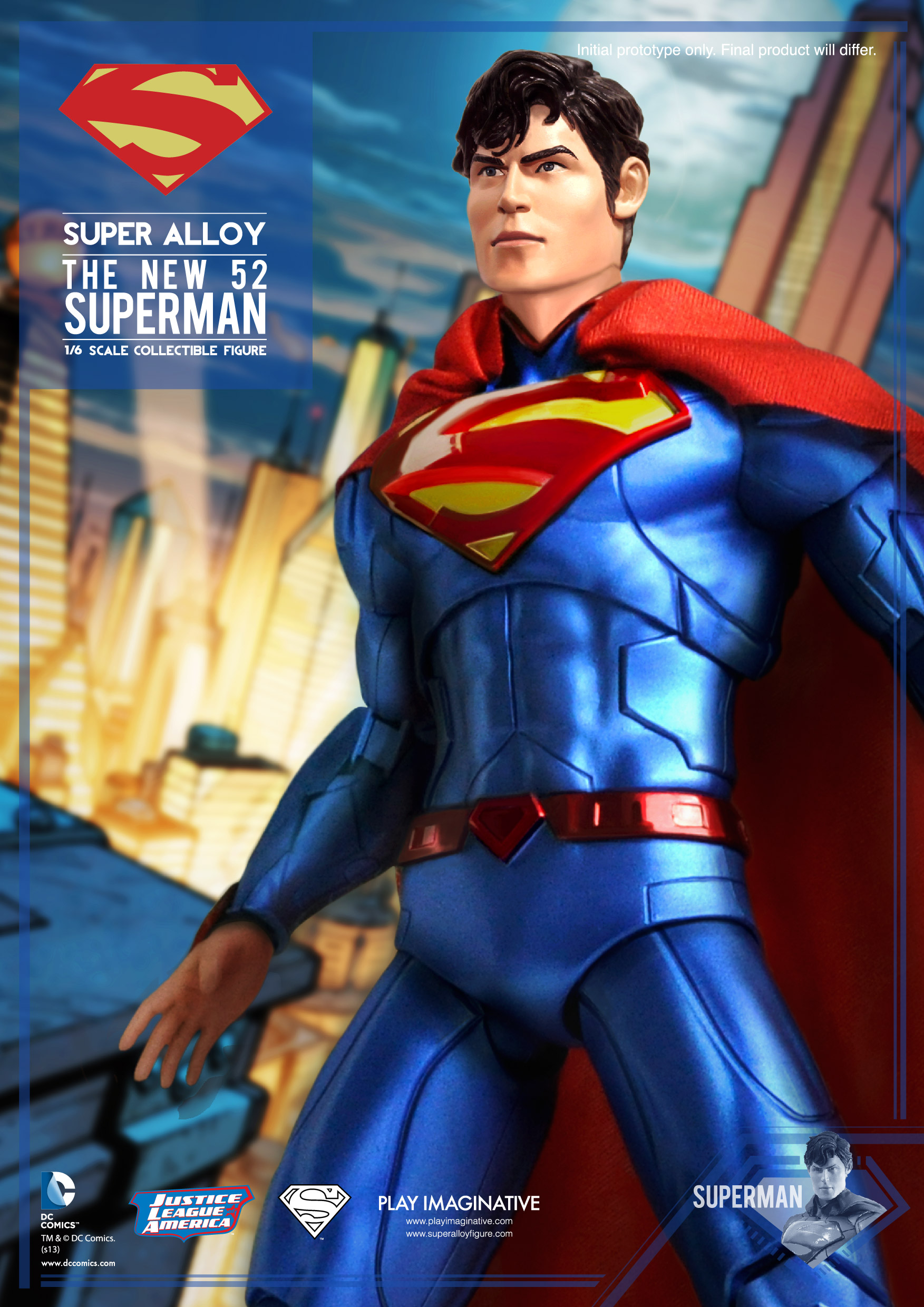Scale The New Superman