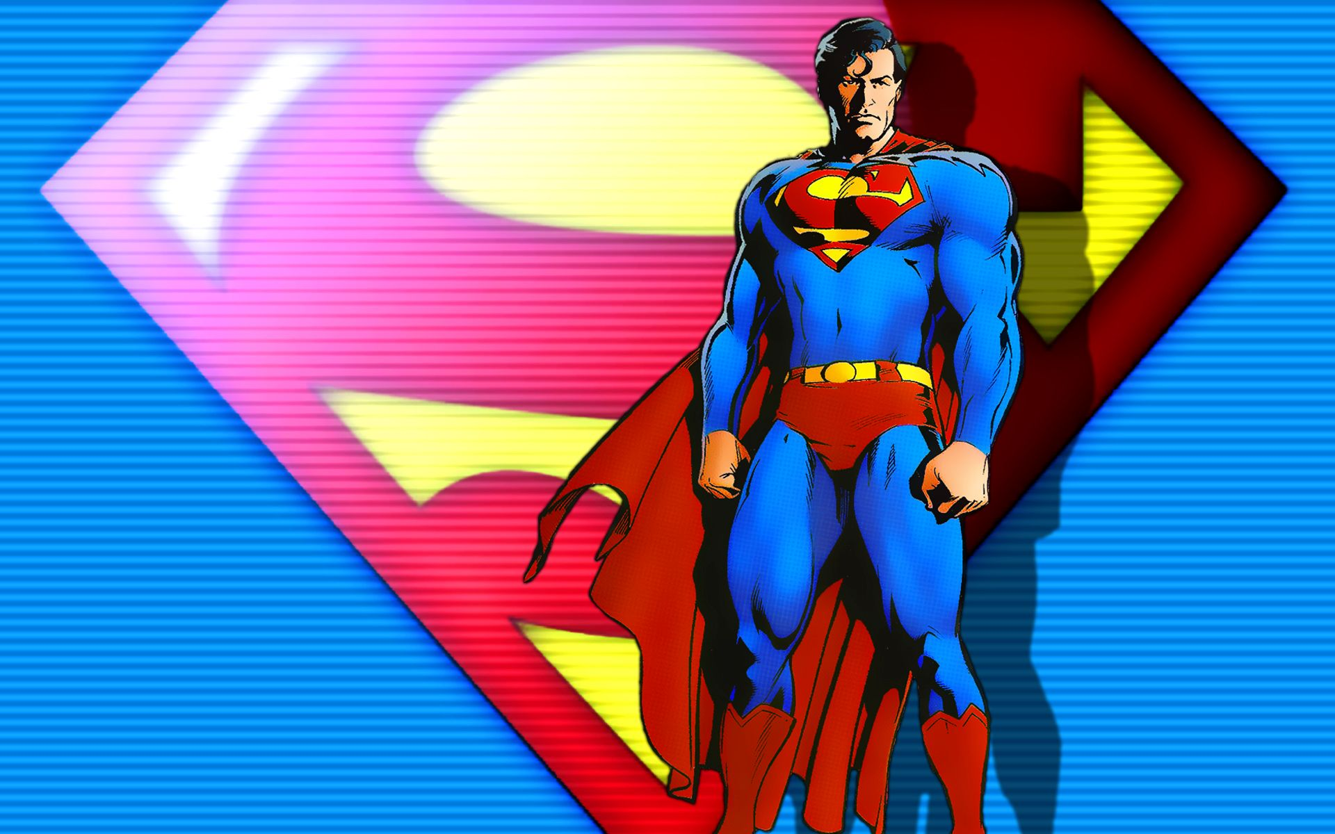 superman power hd cower