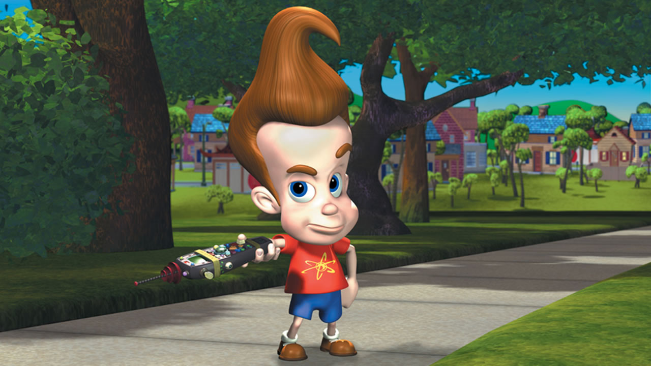 Jimmy neutron cartoon pictures