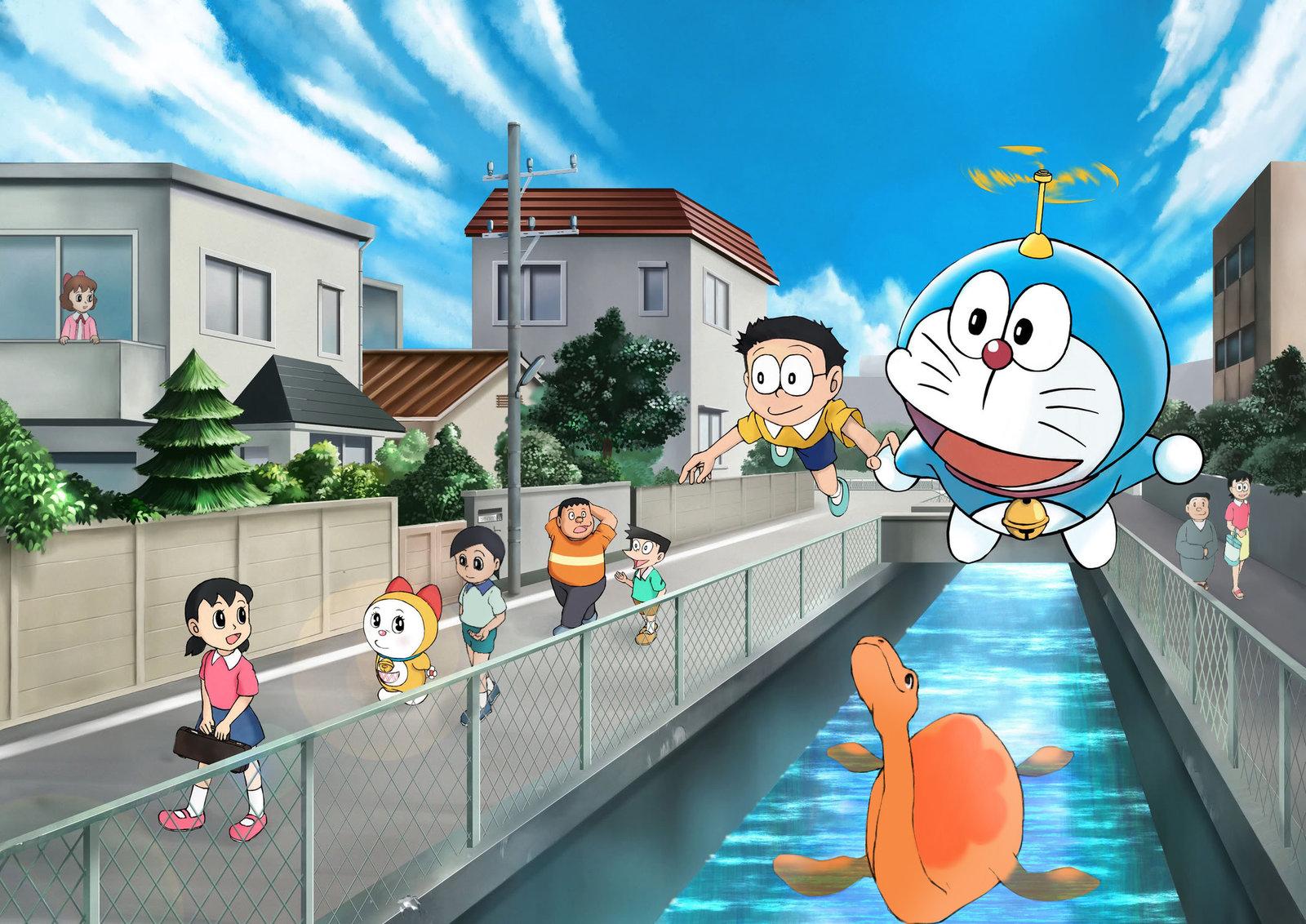 Doraemon sea life picture doraemon sea life wallpaper doraemon fotos voltagebd Images