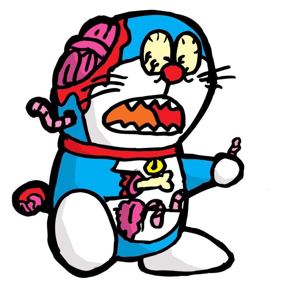 Doraemon Zombie Picture Doraemon Zombie Wallpaper