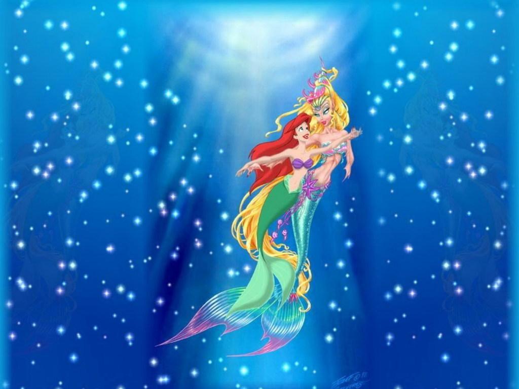 Ariel The Little Mermaid Desktop Picture