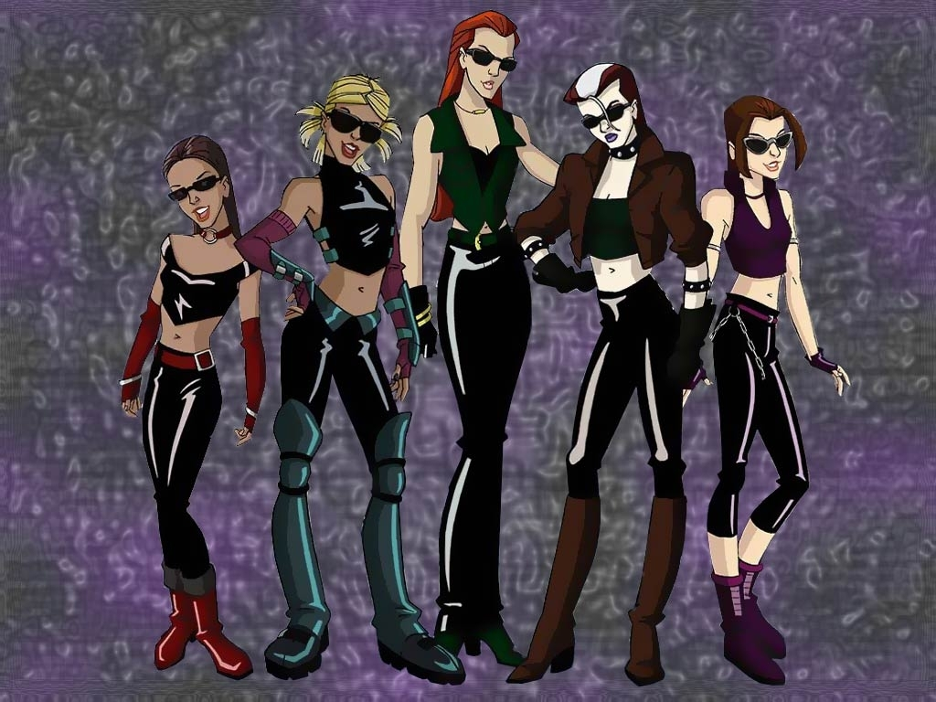X Men Girl X Men Evolution girls ...