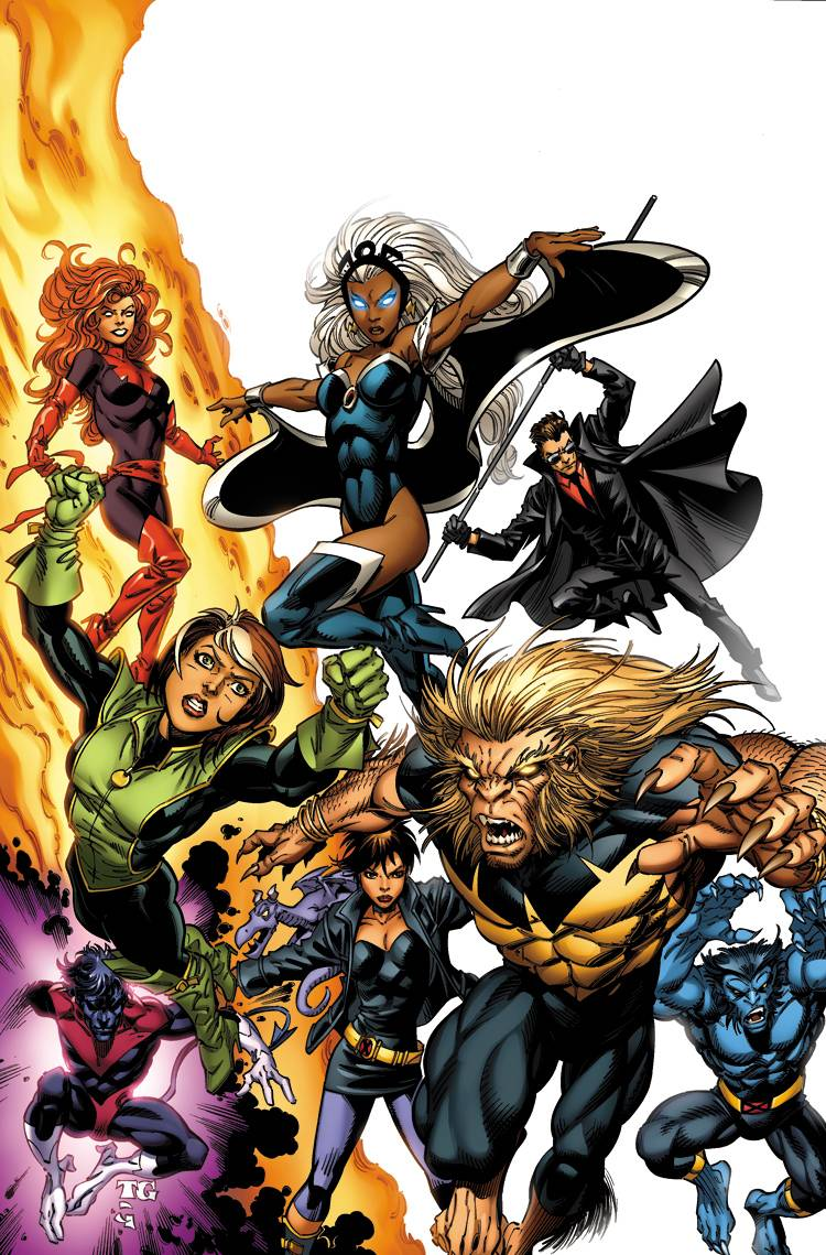 x men cartoon hd