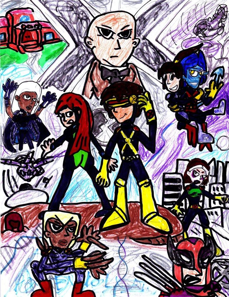 X Men Evolution Wallpaper Picture X Men Evolution Wallpaper